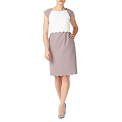 Jacques Vert - Petite scallop dress