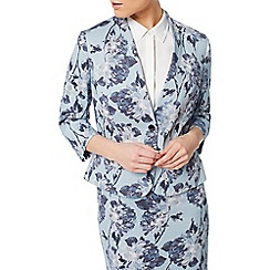 Eastex - Printed textured jacket