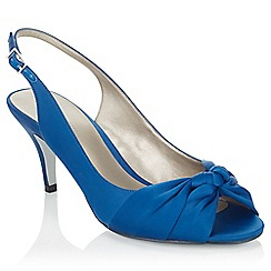 Jacques Vert - Knot slingback shoes