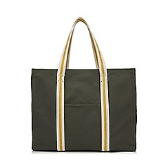 Dash - Metallic Webbing Tote Bag