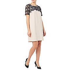 Jacques Vert - Lace applique tunic dress