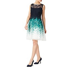 Jacques Vert - Petite lace organza dress