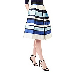 Precis - Jeff banks petite stripe skirt