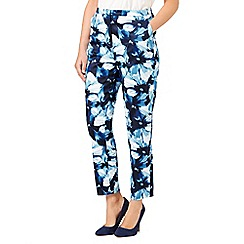 Eastex - Printed trousers