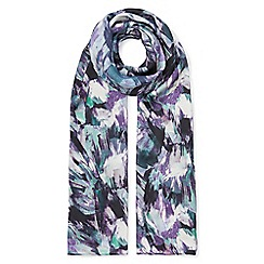 Eastex - Artisan brushstroke scarf