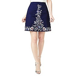 Precis - Adele embroidered skirt