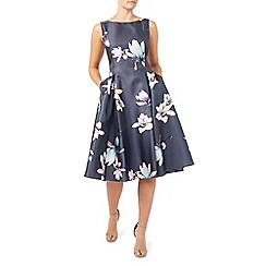 Jacques Vert - Printed structred prom dress