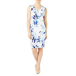 Jacques Vert - Petite abstract floral dress
