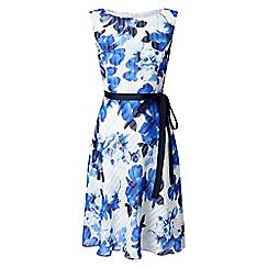 Jacques Vert - Petite burnout floral dress
