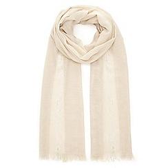 Jacques Vert - Shimmer stripe scarf