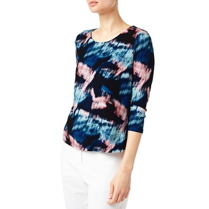 Eastex Sky reflection jersey top