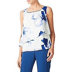 Jacques Vert - Printed layered top