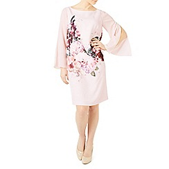 Jacques Vert - Petite kyoto bloom tunic dress