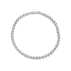 Jacques Vert - Circle stone necklace