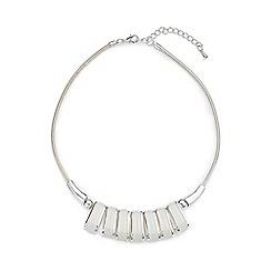 Jacques Vert - Enamel nugget necklace