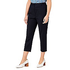 Eastex - Button detail cropped trouser
