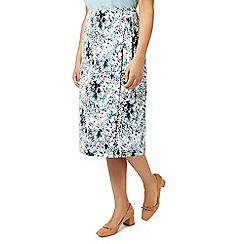 Eastex - Tesserae wrap skirt