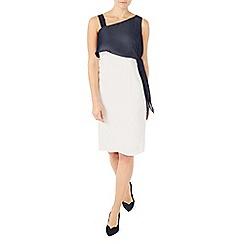 Jacques Vert - Asymmertic Contrast Dress