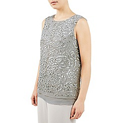Jacques Vert - Allover beaded top