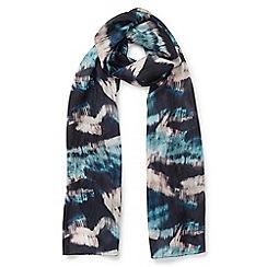 Eastex - Reflective sky scarf