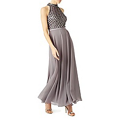 Jacques Vert - Jvs Embellished High Neck Maxi