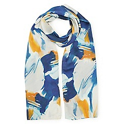 Eastex - Multicoloured bali bloom scarf