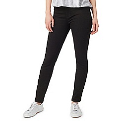Dash - Black jeggings petite