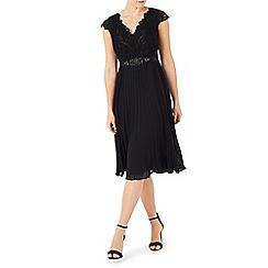 Jacques Vert - Midi lace bodice dress