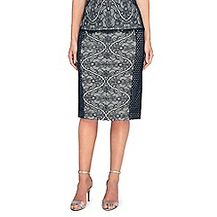 Jacques Vert - Lace pencil skirt