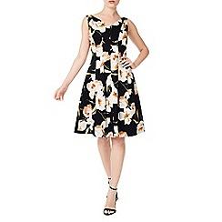 Precis - Petite blair printed dress