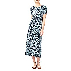 Dash - Vine print maxi dress