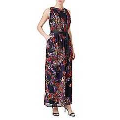 Precis - Petite meadow print maxi dress
