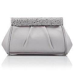 Jacques Vert - Embellished clasp bag