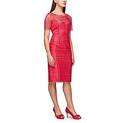 Jacques Vert - Lace spot dress
