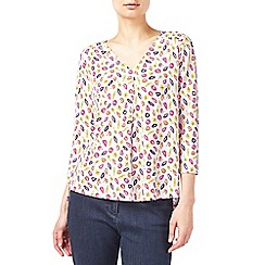 Dash - Tutti fruity jersey top