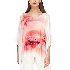 Jacques Vert - Sunset cold shoulder tunic