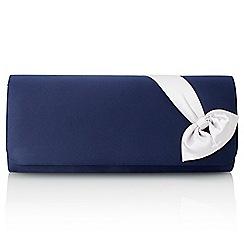 Jacques Vert - Contrast bow bag