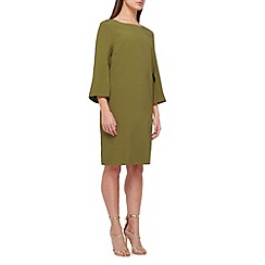 Jacques Vert - Green shift dress