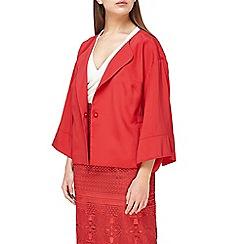 Jacques Vert - Cinched waist kimono jacket