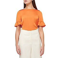 Jacques Vert - Frill sleeve top