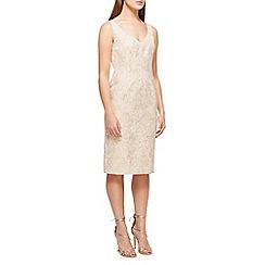 Jacques Vert - Lucy luxury jacquard dress
