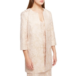 Jacques Vert Julie luxury jacquard jacket