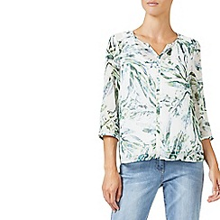 Dash - Painterly Georgette blouse