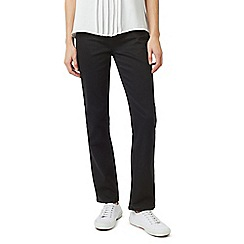 Dash - Lincoln classic black short jeans