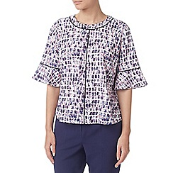 Eastex - Flute sleeved blouse