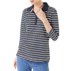 Dash - Crystal stripe rugby top