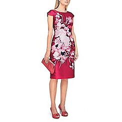 Jacques Vert - Josephine print shantung dress