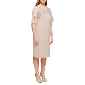 Jacques Vert Milly lace sheath dress