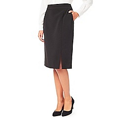 Eastex - Double cloth pencil skirt