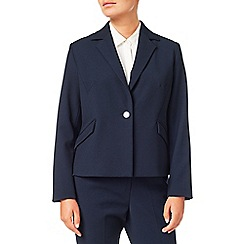 Eastex - Textured crepe jacket